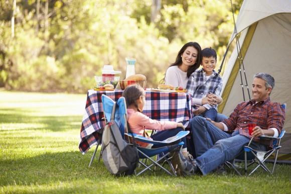 Was beim Camping nicht fehlen darf
